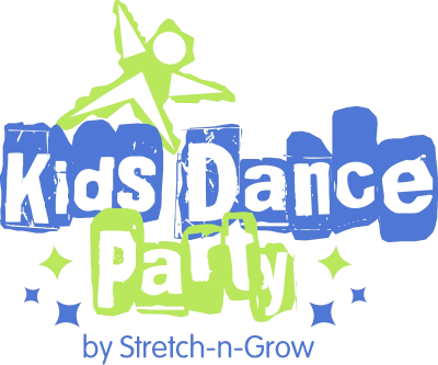 Kids Dance Party by Stretch & Grow